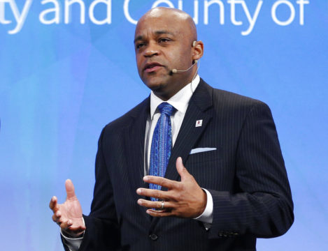 Denver Mayor Michael Hancock Sent Sexually Suggestive Texts To His Security Officer