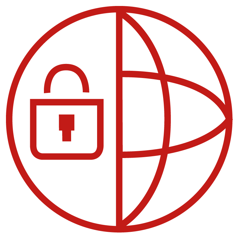 KUNDENPORTAL red icon