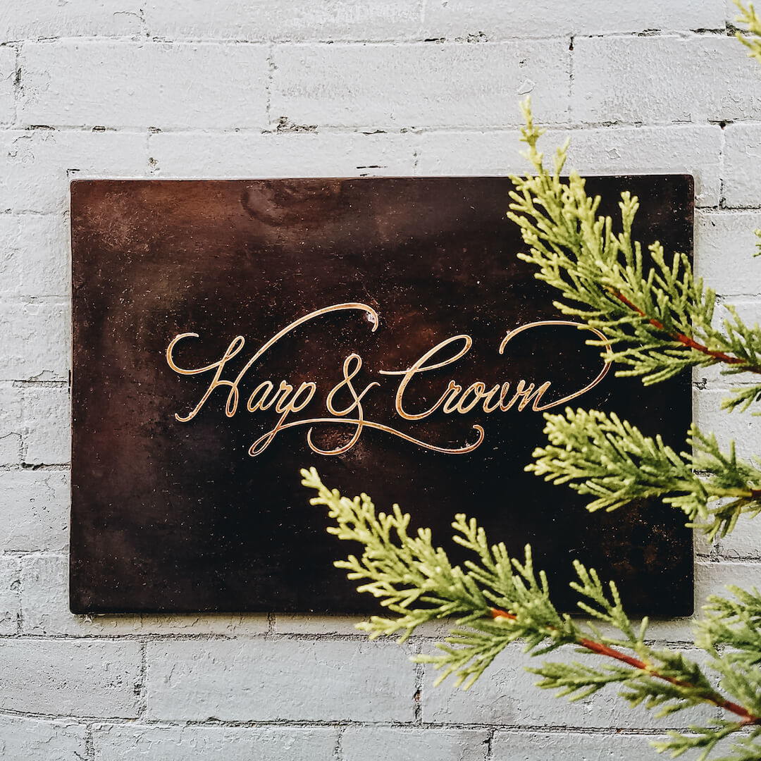 Cohere Harpand Crown Branding8