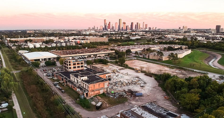 FAA Part 107 Drone Houston