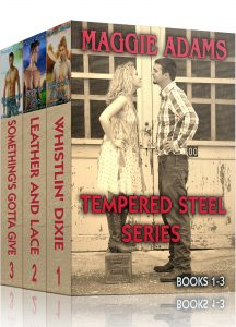 tempered steel series box set