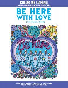 BeHereWithLoveColoringBook