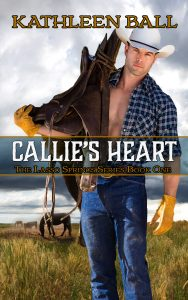 callies heart book cover with cowboy