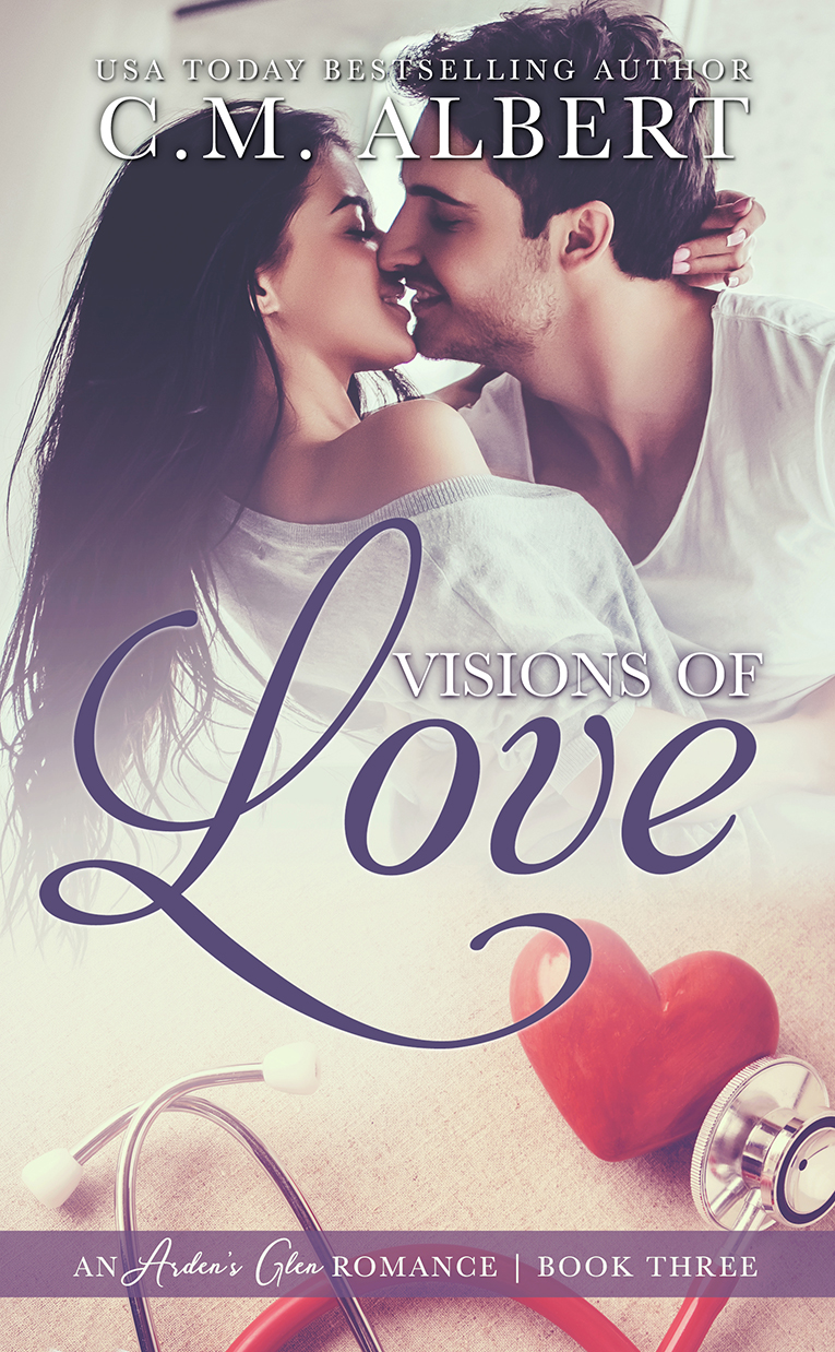 Featured Post: Visions of Love by C.M. Albert