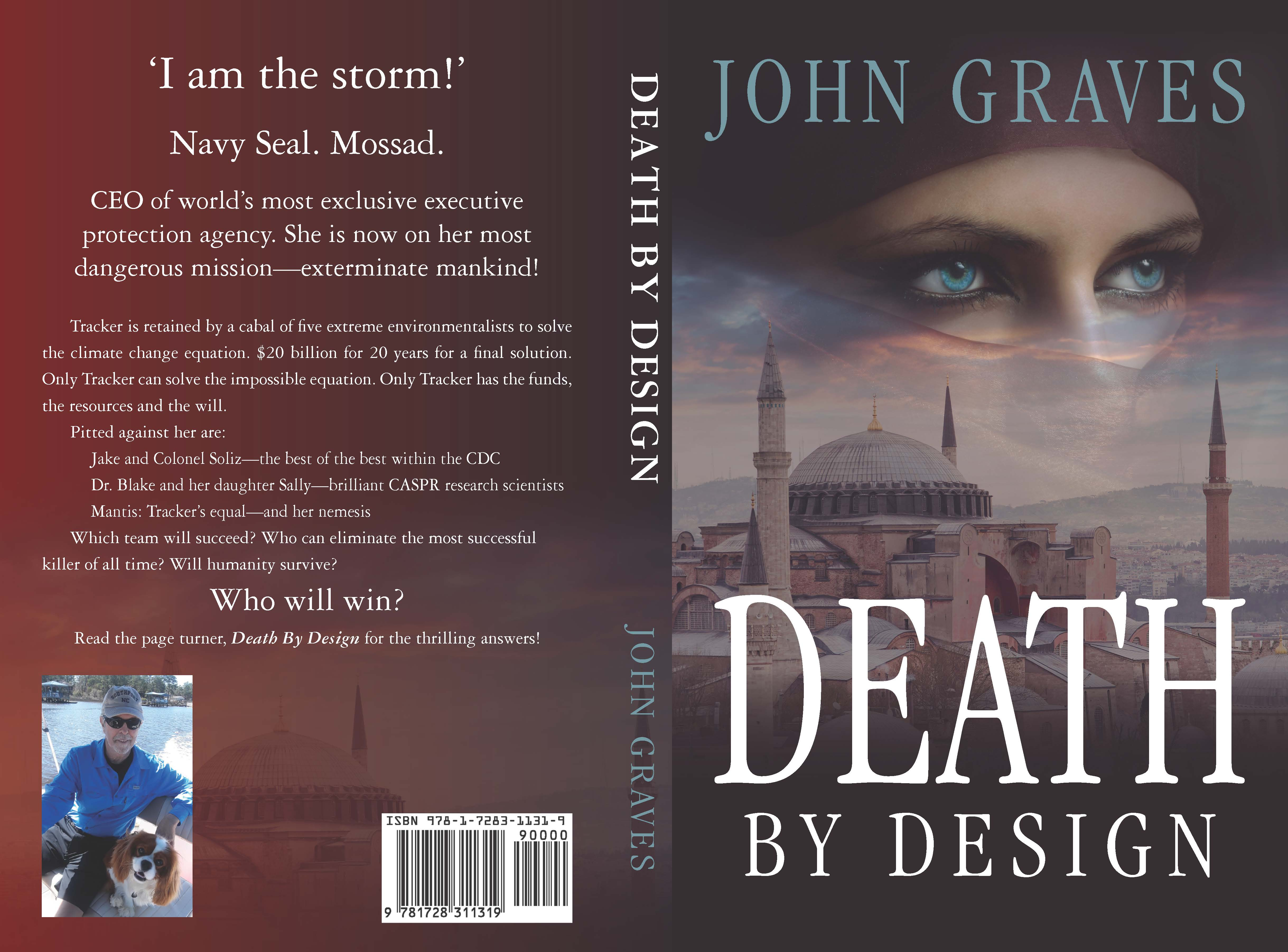 Featured Post: DEATH BY DESIGN by JOHN GRAVES