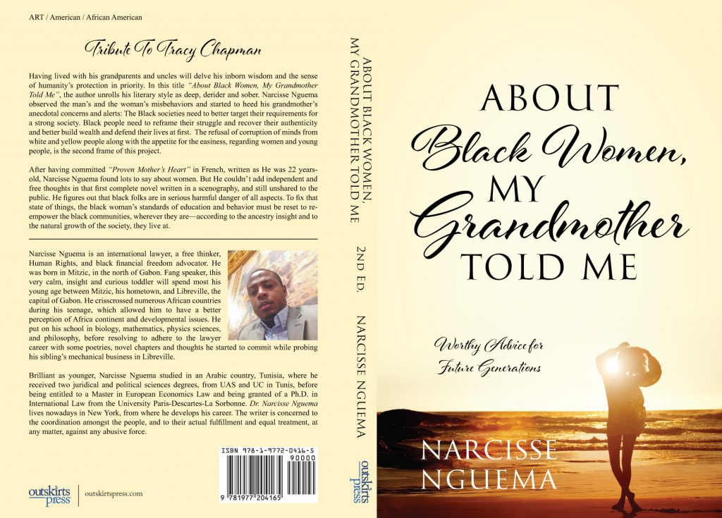 Featured Post: About Black Women, My Grandmother Told Me by Narcisse Nguema