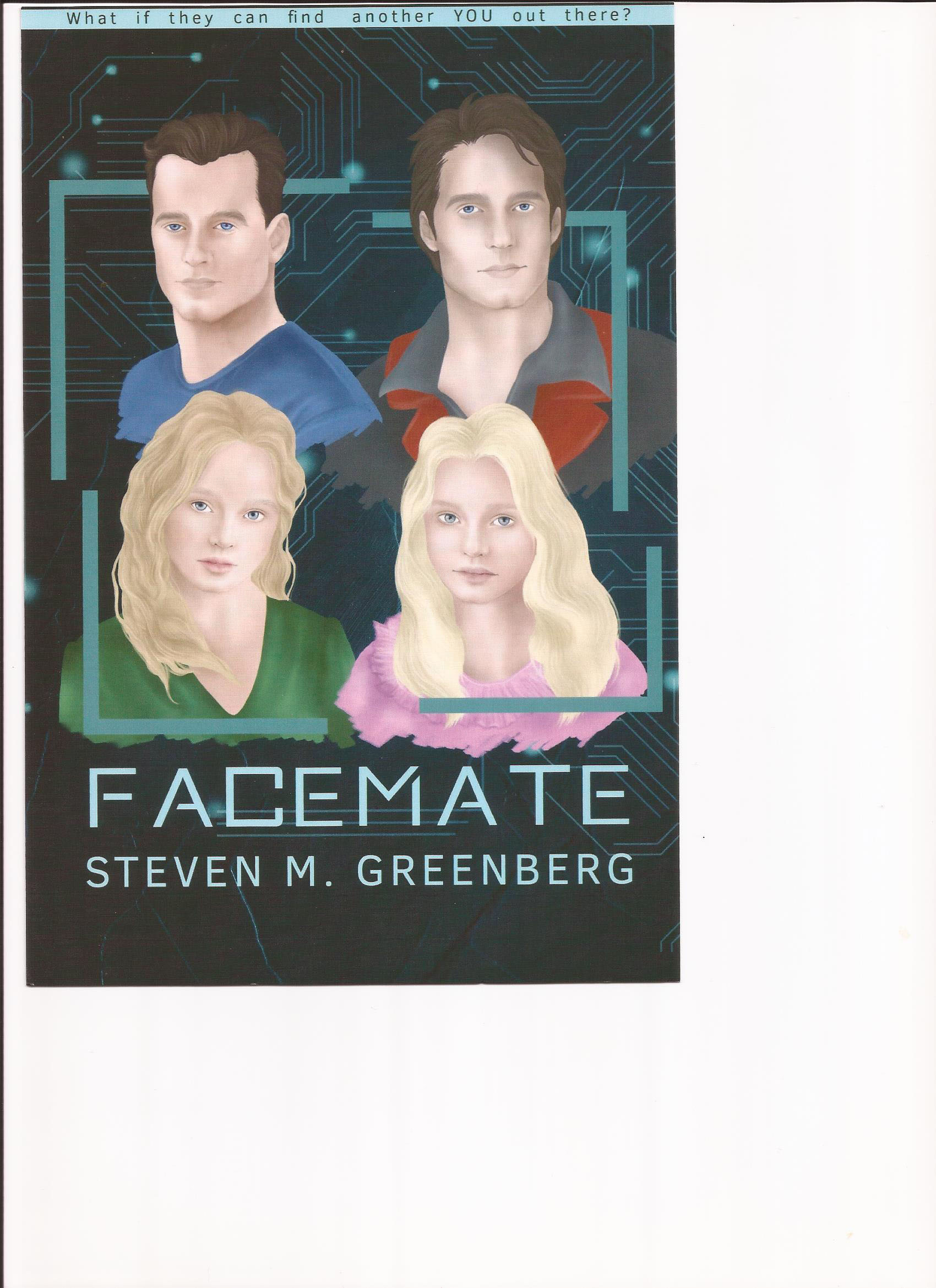 Featured Post: Facemate by Steven Greenberg