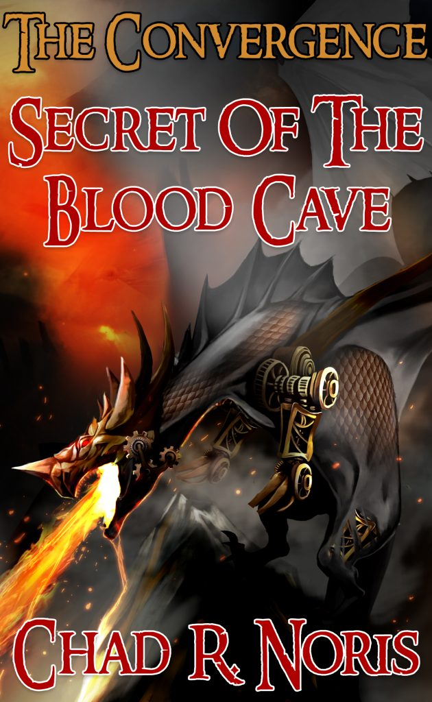 Featured Post: The Convergence – Secret of the Blood Cave by Chad R. Noris