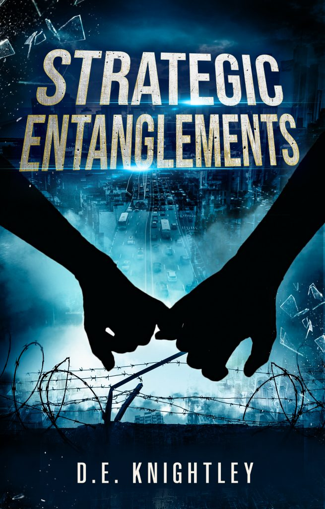Featured Post: Strategic Entanglements by D.E. Knightley