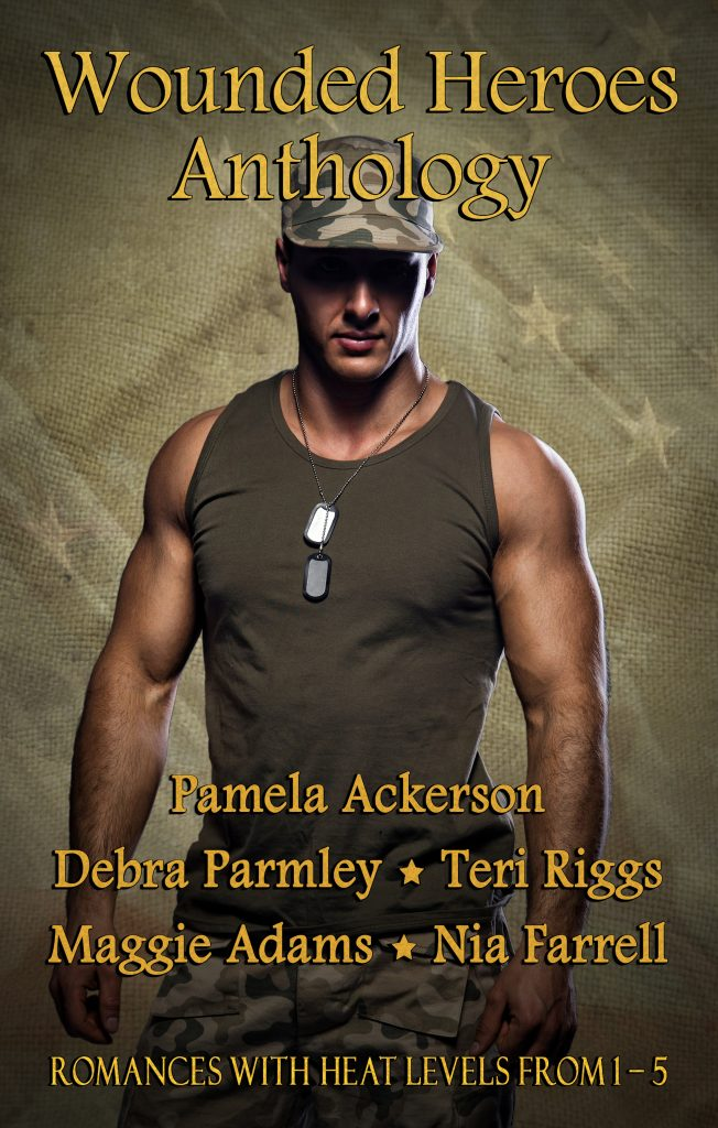 Featured Post: Wounded Heroes Anthology by Pamela Ackerson