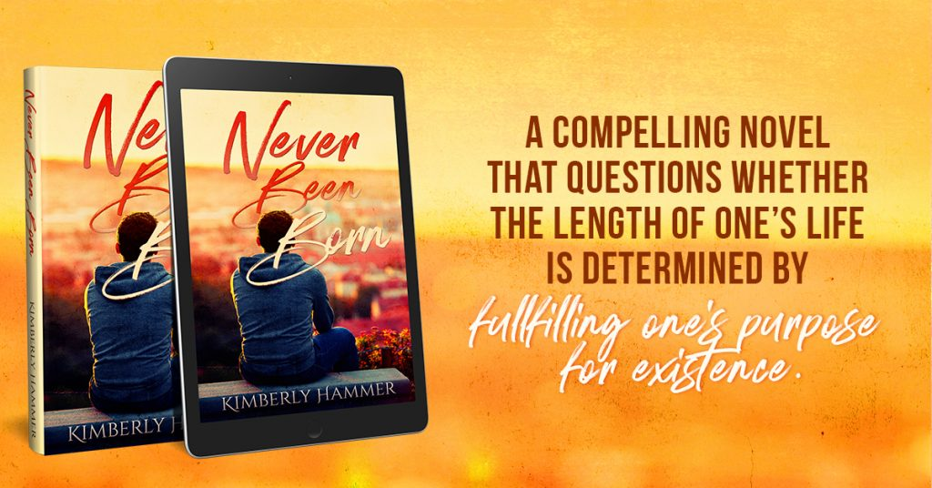 Featured Post: Never Been Born by Kimberly Hammer