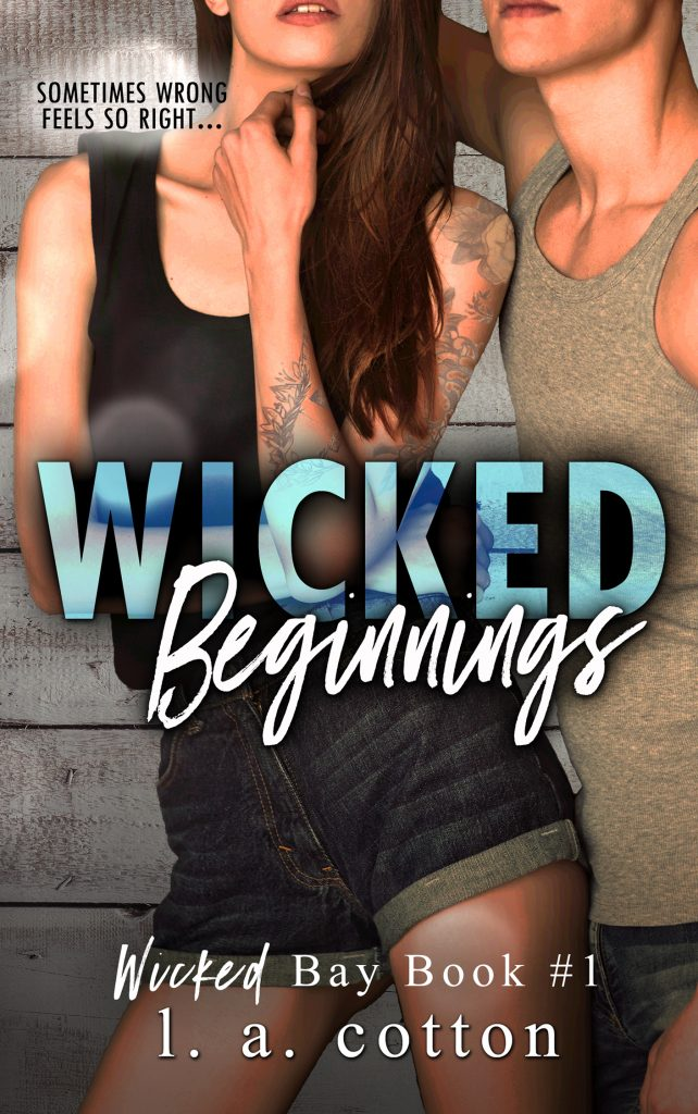 Featured Post: Wicked Beginnings by L A Cotton