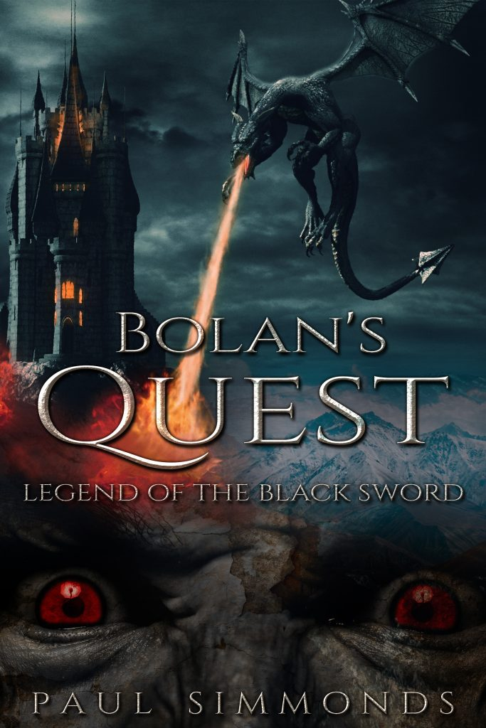 Featured Post: Bolan's Quest by Paul Simmonds