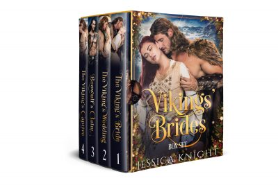 Featured Post: Vikings' Bride by Jessica Knight