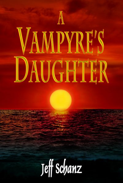 vampyre daughter book cover