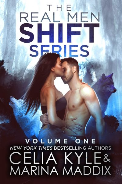 Featured Post: Real Men Shift Volume One by Celia Kyle
