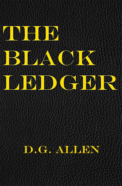 Featured Post: The Black Ledger by Don Allen