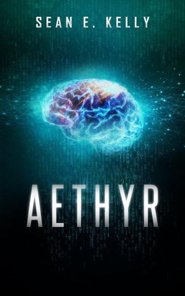 Aethyr by Sean E. Kelly book cover