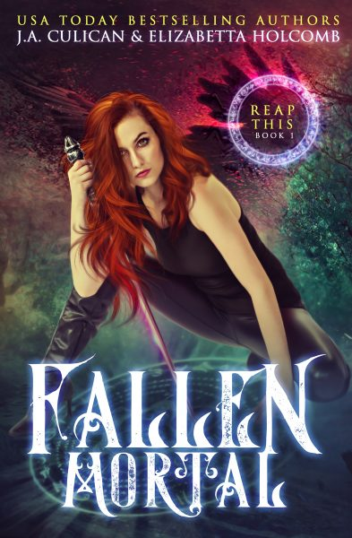 Featured Post: Fallen Mortal by Jamie Culican