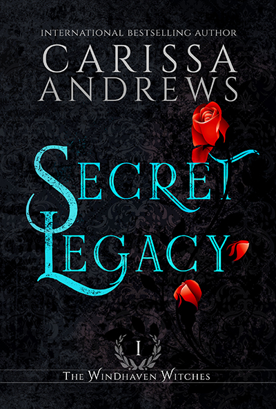 Featured Post: Secret Legacy by Carissa Andrews