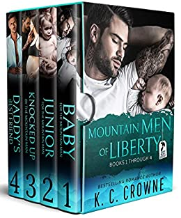 Featured Post: Mountain Men of Liberty by K.C. Crowne
