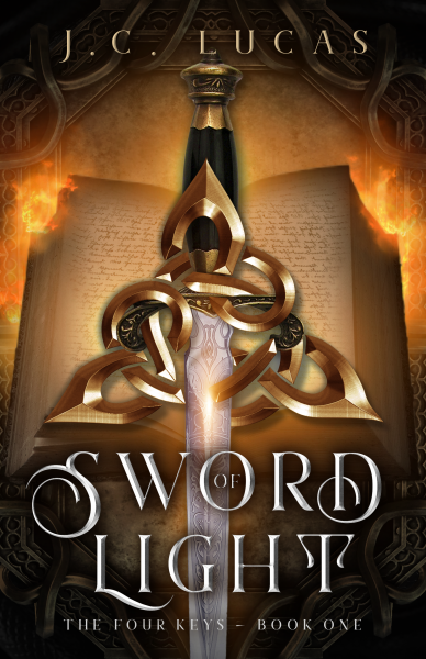 Featured Post: Sword of Light (The Four Keys, Book 1) by J.C. Lucas