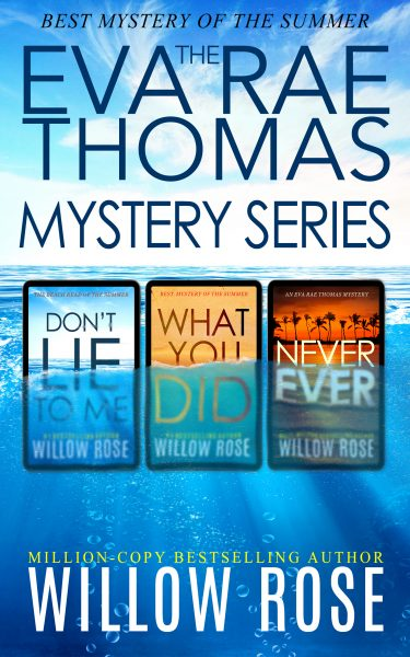 Featured Post: The Eva Rae Thomas Mystery Series: Book 1-3 by Willow Rose