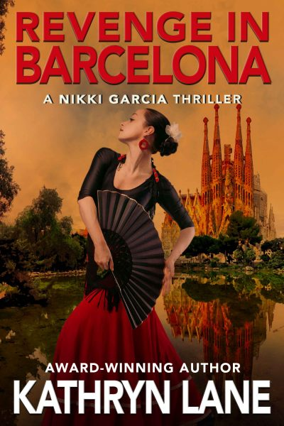 Featured Post: Revenge in Barcelona by Kathryn Lane