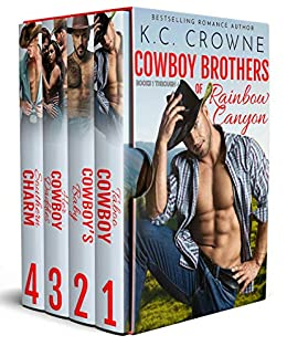 Featured Post: Cowboy Brothers of Rainbow Canyon by K.C. Crowne