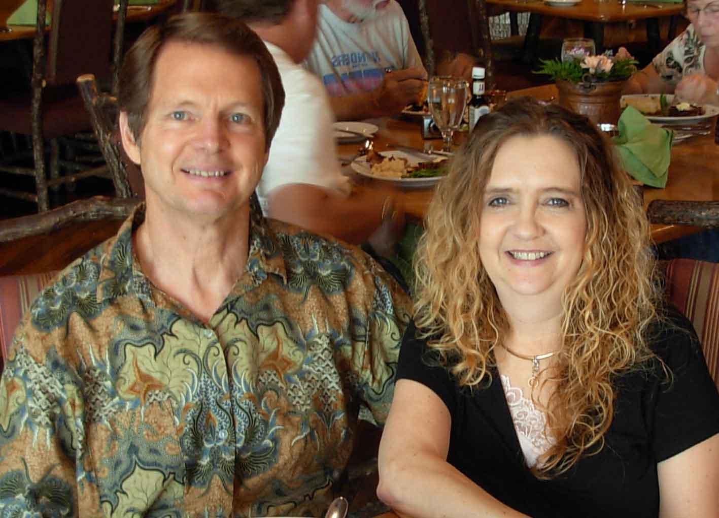 Dr. Quentin y Elizabeth McGhee