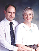 Christine and Jim Hosack