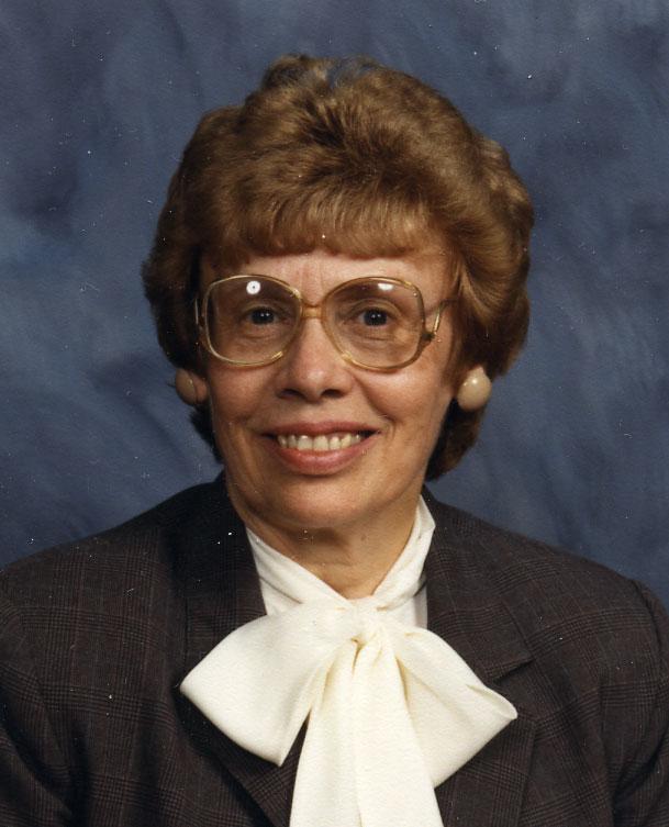 Profesora Gerdine Stanton