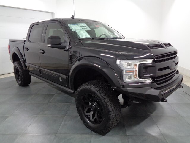 2020 Ford F-150 Black OPS Edition