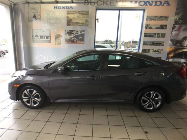 2016 Honda Civic Pre-Owned Certified