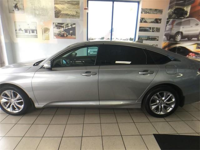 2018 Honda Accord LX only 9700 miles