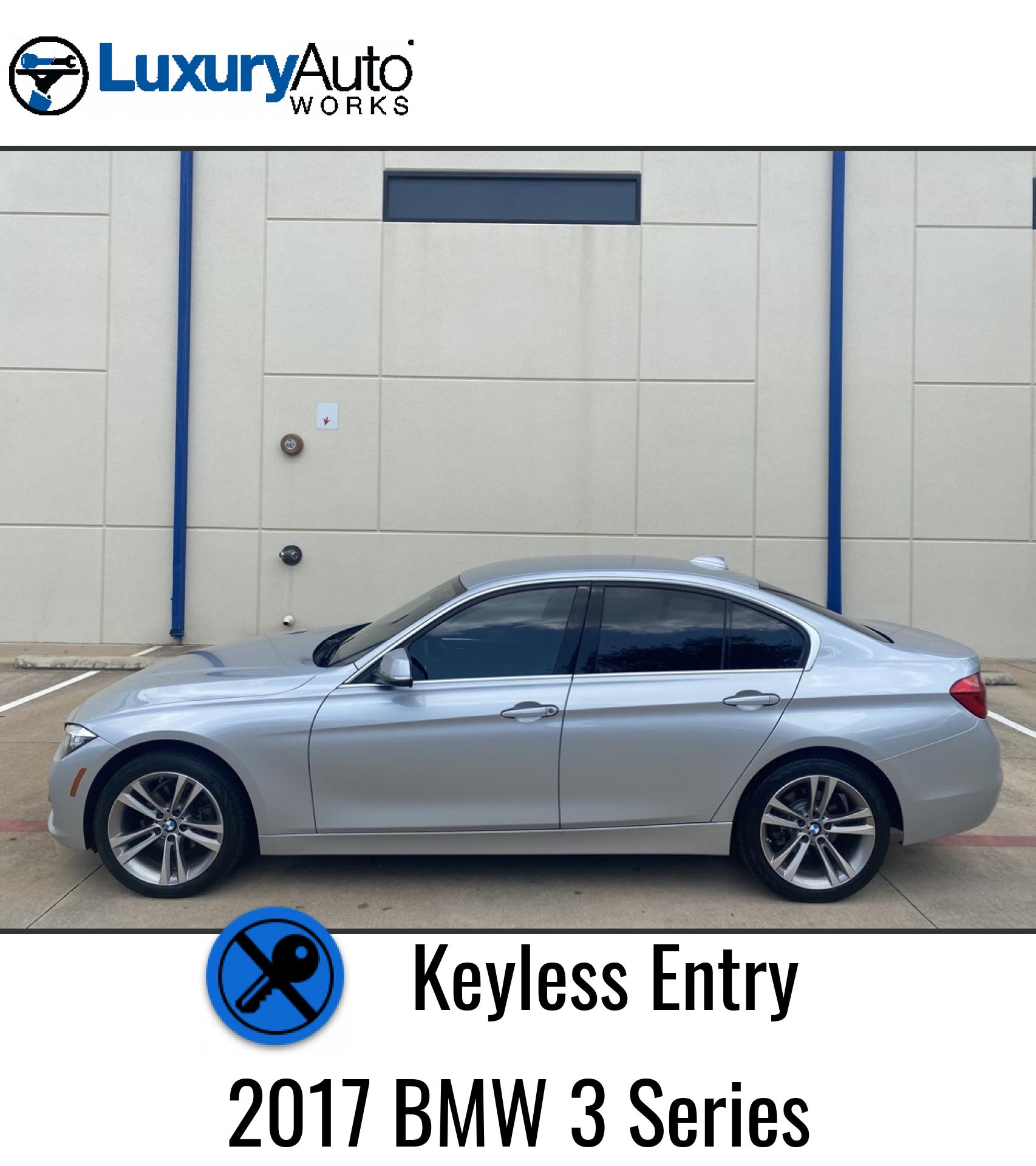 Pre-Owned 2017 BMW 3 Series 330i xDrive