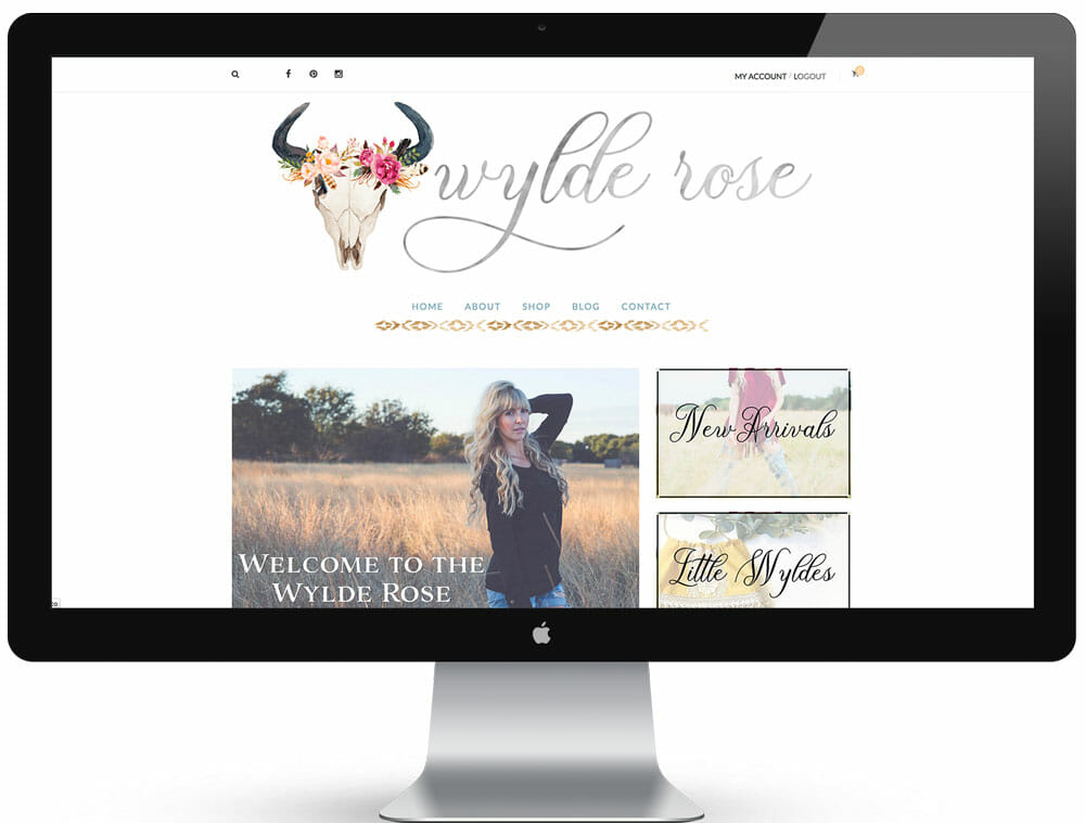 Say Hello to The Wylde Rose Boutique