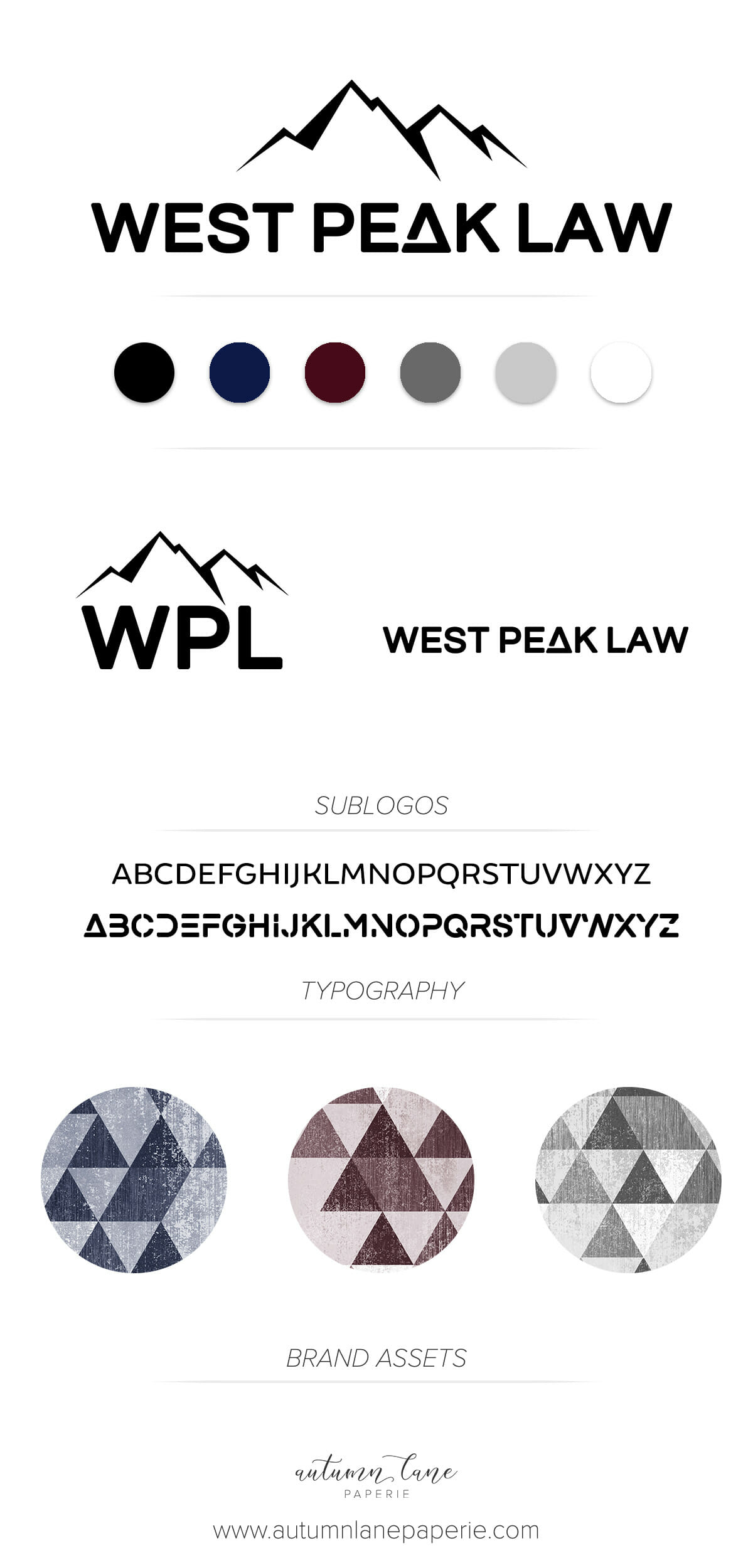 West Peak Law