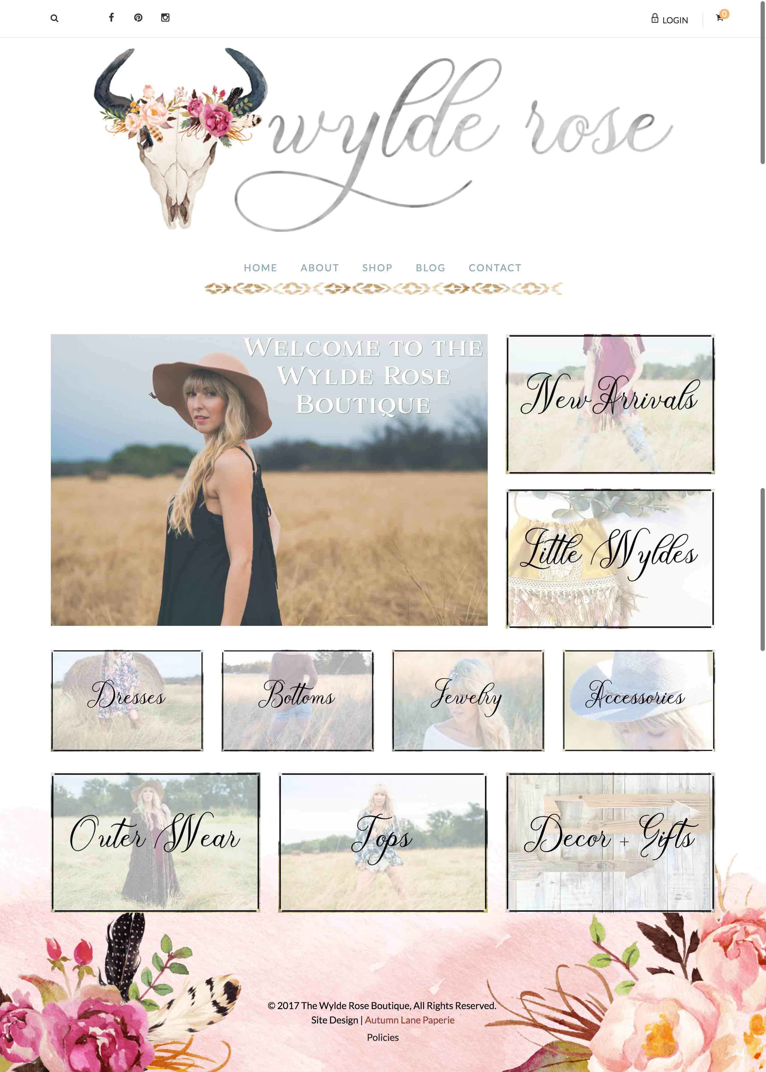 Wylde Rose Boutique