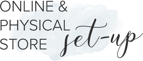 Autumn Lane Paperie Brick & Mortar eCommerce