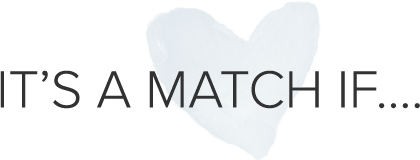 Autumn Lane Paperie, it's a match if