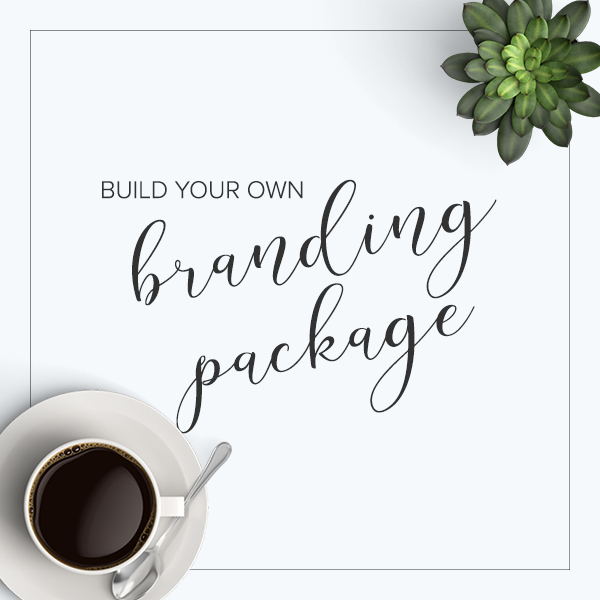 Custom Logo Design & Business Branding Package A La Carte