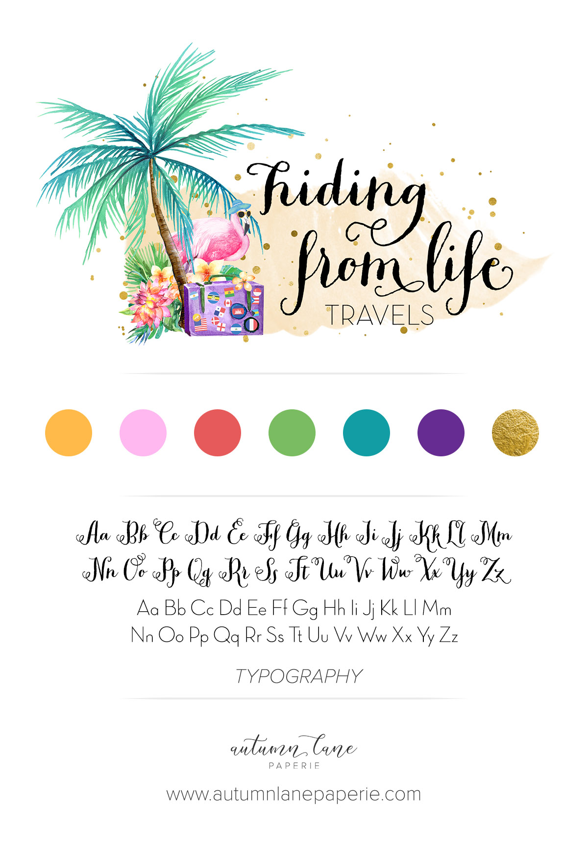 Brand Brag – Hiding from Life Travels
