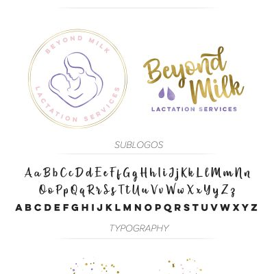 Brand Brag: Beyond Milk Lactation Services