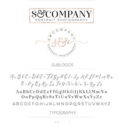 Brand Brag – S&Company Portrait Photography