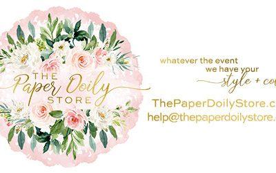 Brand Brag – The Paper Doily Store