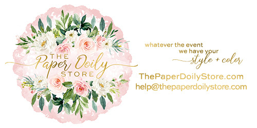 The Paper Doily Store - Merre Ward