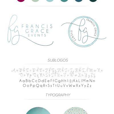 Brand Brag – Francis Grace Events, LLC
