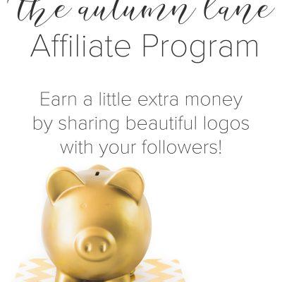 New Affiliate Program Information