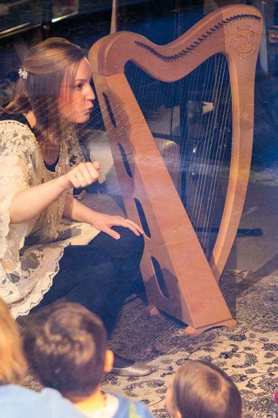 Isabelle Hauser storyteller